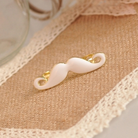 Antique Fun Fashion Personalized Afanty Mastache Double Ring