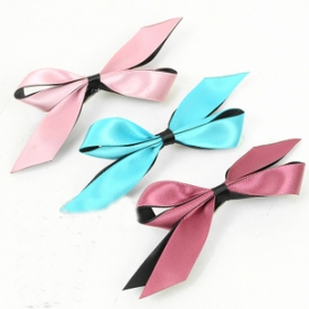 Simple Korean Traditonal Girl Butterfly Knot Hair Clips