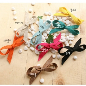 Super Colorful Unique Korean Fashion Butterfly Knot Hair Clips