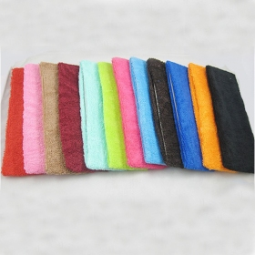 Fashion Yoga Use Candy Color Towel Sport Headbands