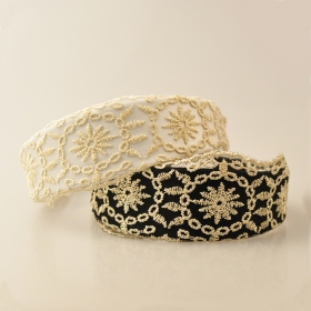 Korea Style Fashion Bowknot Lace Headband