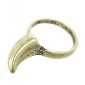 Punk Style Vintage Simple Band Rings