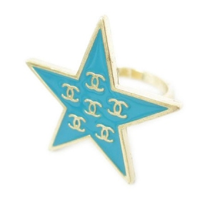 Punk Style Fashion Star Shape Band Rings