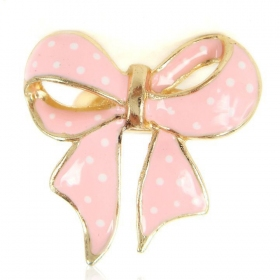 Fashion Bowknot Shape Rings For Ladies