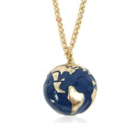 Fashionable Global Chain Necklace