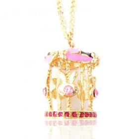 Lovely Toy Pendant Necklace