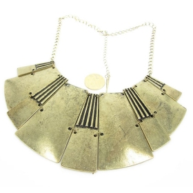 Bold Fashion European Style Choker Necklace for Parties