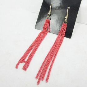 Fashion tassel Drop Earrings For Ladies