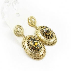 Bold Fashion Sexy Leopard Stud Earrings