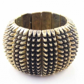 Punk Style Vintage Elastic Bangle Bracelets