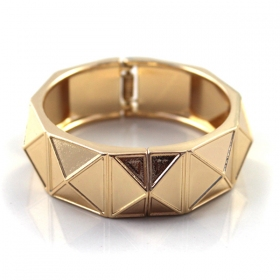 Fashion Golden Cuff Bracelets