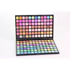 Matte 168 Colors Professional Eyeshadow Palette With Mainly Matte