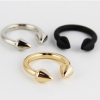 Punk Style Vintage Simple Arrow Band Ring