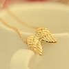 Fashion Pendant Bead Simple Long Chain Necklace