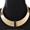 European Punk Style Mental Choker Necklace For Women