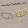 Korea Style Fashion Angel Wing Stud Earring