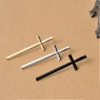 European Style Vintage Cross Shape Stud Earring