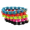 Punk Style Bicycle Chain Tennis Bracelet For Women