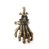 Bold Fashion Skull Claw Vintage Ring