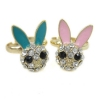 Fashion Lovely Rabbit Rings For Ladies