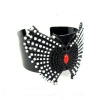 Fashion Jewelry Ladies' Black Bowknot Bangle Bracelets