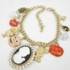 Fashion Queen Charm Bracelets For Ladies