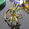 Chic Large Flower Ring