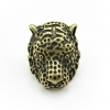 Vintage Tiger Shape Animal Ring