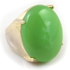 Vintage Fashion Green Antique Ring