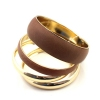 Fashion Golden Bangle Bracelets