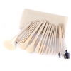 Professional Antiallergy 18 Pcs Brush Set
