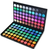 Colorful 120 Colors Makeup Eye Shadow Palette Including Shimmer and Matte