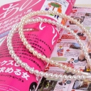 Recommended Vintage Princess Style Pearl Headbands
