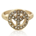 Fashion Vintage Golden Band Rings