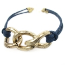Fashion Hand-made Ladies' Simple Leather Bracelets