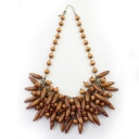 Fashion Wooden-made Pendant Necklaces