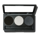 3 Colors Fashion Eye Shadow Palette