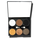 Professional Eye Shadow Palette 6 Colors