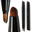 Synthetic Fibre Lip/Blender Brush With Double-end