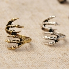Punk Style Vintage Talon Shape Band Ring