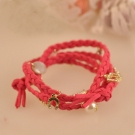 Ladies' Modern Fashion Elegant String Bracelet