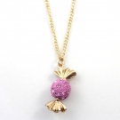 Fashion Lovely Candy Chain Necklace