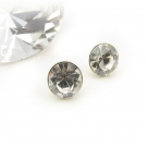 Bold Fashion Bling Stud Earrings with Rhinestone