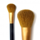Natural Goat Hair Powder/Blush Brush