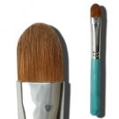 Pure Blue Wolf Hair Eyeshadow Brush