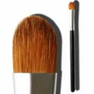 Natural Top Wolf Hair Eyeshadow Brush