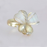 High Fashion Unique Chic Butterfly Animal Ring