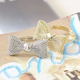 Chic Glauze Butterfly Metal Animal Ring Holders