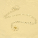 Fresh Feel Little Daisy Elegant Ladies' Flower Chain Necklace