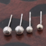 Fashion 925 Sterling Silver Stud Earring For Women